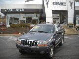 2002 Steel Blue Pearlcoat Jeep Grand Cherokee Sport 4x4 #45281462