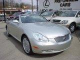 2003 Millennium Silver Metallic Lexus SC 430 #45281464