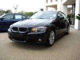 2011 Jet Black BMW 3 Series 328i Sedan #45280943