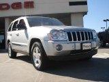 2006 Bright Silver Metallic Jeep Grand Cherokee Limited 4x4 #45331887