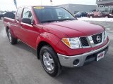 2008 Nissan Frontier SE King Cab 4x4 Data, Info and Specs