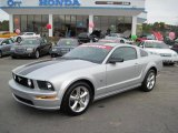 2009 Brilliant Silver Metallic Ford Mustang GT Premium Coupe #45331524