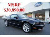 2011 Ebony Black Ford Mustang GT Coupe #45331292