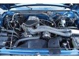 1989 Ford F150 Regular Cab 4x4 5.0 Liter OHV 16-Valve V8 Engine