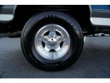 1989 Ford F150 Regular Cab 4x4 Custom Wheels