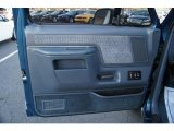 1989 Ford F150 Regular Cab 4x4 Door Panel