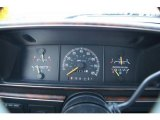 1989 Ford F150 Regular Cab 4x4 Gauges