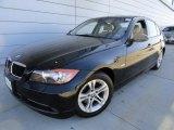 2008 Black Sapphire Metallic BMW 3 Series 328xi Sedan #45330729