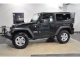 2011 Natural Green Pearl Jeep Wrangler Sport S 4x4 #45331357