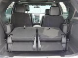 2011 Ford Explorer Limited Charcoal Black Interior