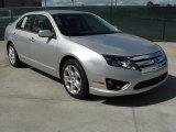 2011 Ingot Silver Metallic Ford Fusion SE #45331364