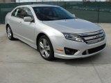 2011 Ingot Silver Metallic Ford Fusion Sport #45331366