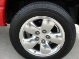 2002 Dodge Ram 1500 Sport Quad Cab 4x4 Wheel