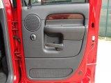 2002 Dodge Ram 1500 Sport Quad Cab 4x4 Door Panel