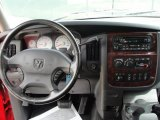 2002 Dodge Ram 1500 Sport Quad Cab 4x4 Dashboard