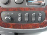 2002 Dodge Ram 1500 Sport Quad Cab 4x4 Controls