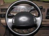 1999 Ford F350 Super Duty Lariat Crew Cab 4x4 Dually Steering Wheel