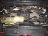1999 Ford F350 Super Duty Lariat Crew Cab 4x4 Dually 7.3 Liter OHV 16-Valve Power Stroke Turbo-Diesel V8 Engine