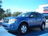 2009 Sport Blue Metallic Ford Escape XLT #45331140