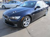 2007 Monaco Blue Metallic BMW 3 Series 328i Coupe #45331147