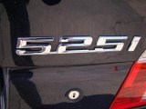 BMW 5 Series 2001 Badges and Logos