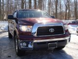 2007 Salsa Red Pearl Toyota Tundra SR5 Double Cab 4x4 #45332622