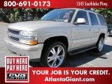 2004 Sandalwood Metallic Chevrolet Tahoe LT #45396370