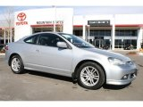 2005 Satin Silver Metallic Acura RSX Sports Coupe #45393629