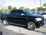 Black Toyota Tundra in 2005