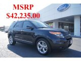 2011 Tuxedo Black Metallic Ford Explorer Limited #45394837