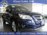 2011 Night Blue Metallic Volkswagen Tiguan SE #45396495