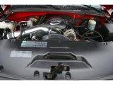 2002 Chevrolet Silverado 1500 Work Truck Regular Cab 4.8 Liter OHV 16 Valve Vortec V8 Engine