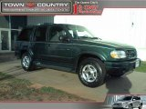 1999 Ford Explorer Charcoal Green Metallic