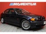 2000 Orient Blue Metallic BMW 3 Series 328i Sedan #45395383