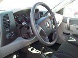2011 Chevrolet Silverado 1500 LS Regular Cab 4x4 Steering Wheel