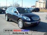 2011 Ming Blue Metallic Buick Enclave CXL #45395390
