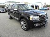 2007 Black Lincoln Navigator L Luxury #45394963