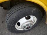 GMC Savana Cutaway 2007 Wheels and Tires