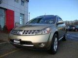2007 Chardonnay Metallic Nissan Murano SL AWD #45395011