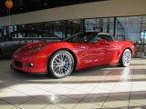 Chevrolet Corvette 2010 Data, Info and Specs