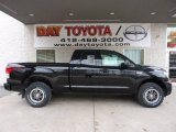 2011 Black Toyota Tundra TRD Rock Warrior Double Cab 4x4 #45394237