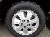 Oldsmobile Achieva 1995 Wheels and Tires