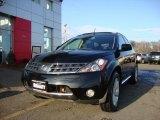 2007 Super Black Nissan Murano SL AWD #45395014