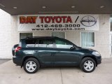 2011 Black Forest Metallic Toyota RAV4 I4 4WD #45394246