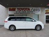 2011 Super White Toyota Sienna XLE #45394249