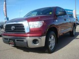 2007 Salsa Red Pearl Toyota Tundra SR5 Double Cab #45448921