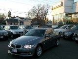 2011 Space Gray Metallic BMW 3 Series 328i xDrive Coupe #45394263