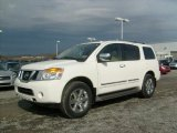 Nissan Armada 2011 Data, Info and Specs