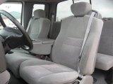 2003 Ford F250 Super Duty XL SuperCab Medium Flint Grey Interior