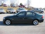 2008 Deep Green Metallic BMW 3 Series 328xi Sedan #45394277